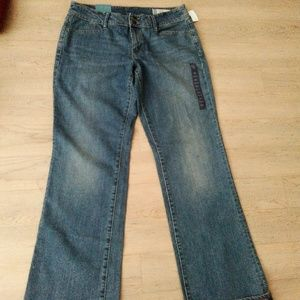 GAP Stretch Bootcut Size 12 Long Jeans NEW